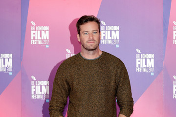 Armie Hammer 'Call Me By Your Name' Photocall - 61st BFI London Film Festival