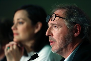 Arnaud Desplechin 'Ismael's Ghosts (Les Fantomes d'Ismael)' Press Conference - The 70th Annual Cannes Film Festival