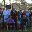 Arnold Palmer The Masters - Round One