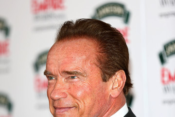 Arnold Schwarzenegger Jameson Empire Awards 2014 Arrivals