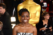 Actress Adepero Oduye attends the Oscars held at Hollywood & Highland Center on March 2, 2014 in Hollywood, California.