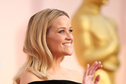 Actress Reese Witherspoon attends the 87th Annual Academy Awards at Hollywood & Highland Center on February 22, 2015 in Hollywood, California.