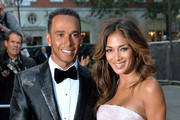Nicole Scherzinger and Lewis Hamilton Photos Photo