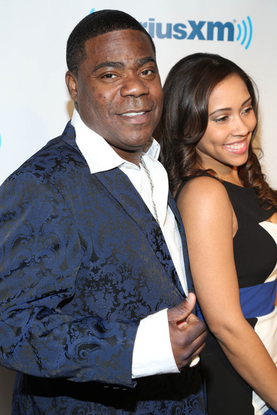 Tracy Morgan Is Engaged To Girlfriend Megan Wollover