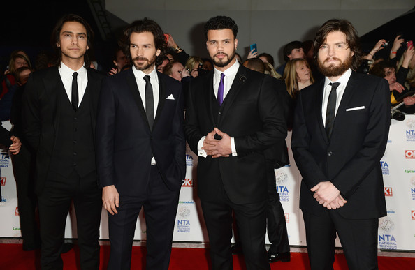 Arrivals at the National Television Awards — Part 2