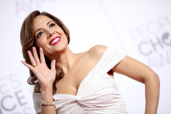 Maria Canals Barrera attends The 41st Annual People's Choice Awards