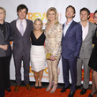 Jane Lynch and Christian Hebel