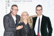 Lapo Elkann Franca Sozzani Photos Photo
