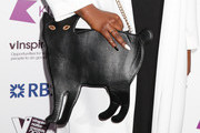 Misha B (Black Cat Hand Bag) attends the vinspired National Awards at Indigo2 at O2 Arena on March 27, 2014 in London, England.
