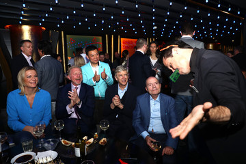 Arsene Wenger Laureus Academy Welcome Reception - 2019 Laureus World Sports Awards - Monaco