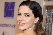 Sophia Bush arrives at the Art Directors Guild 23rd Annual Excellence In Production Design Awards at InterContinental Los Angeles Downtown on February 2, 2019 in Los Angeles, California.