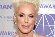 Brigitte Nielsen arrives at the Art Directors Guild 23rd Annual Excellence In Production Design Awards at InterContinental Los Angeles Downtown on February 2, 2019 in Los Angeles, California.