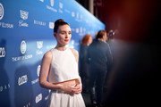 Rooney Mara attends Michael Muller's HEAVEN, presented by The Art of Elysium, on January 5, 2019 in Los Angeles, California.
