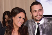 James Franco and Jennifer Howell Photos Photo