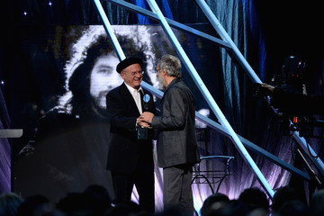 Art Garfunkel Rock and Roll Hall of Fame Induction Show