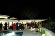 A general view at Art Los Angeles contemporary exhibitors party at Casa Perfect Housed in the Former Estate of Elvis Presley on January 24, 2018 in Beverly Hills, California.