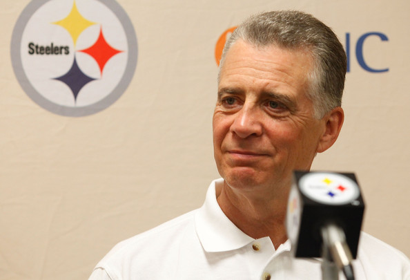 Art Rooney II Art Rooney II Photos Pittsburgh Steelers Training Camp