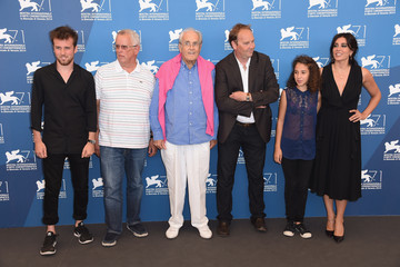 Arthur Beauvois 'Dearest' Press Conference in Venice