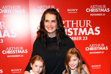 "Grier Hammond Henchy ""Arthur Christmas"" New York Premiere"
