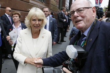 Arthur Edwards The Prince of Wales & Duchess of Cornwall Visit Australia - Day 3