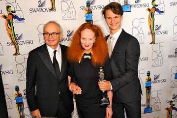 Arthur Elgort 2011 CFDA Fashion Awards - Winner's Walk