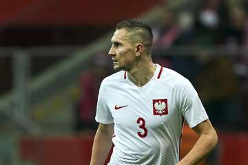 Artur Jędrzejczyk Poland v Uruguay: International Friendly