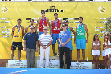 Ary Graca ASICS World Series of Beach Volleyball - Day 6