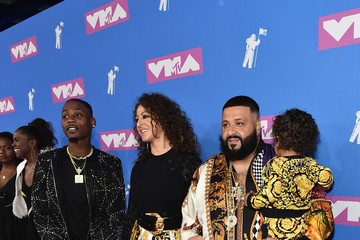 Asahd Tuck Khaled 2018 MTV Video Music Awards - Red Carpet