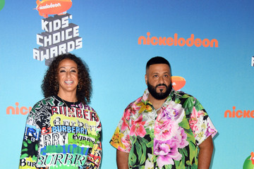 Asahd Tuck Khaled Nickelodeon's 2019 Kids' Choice Awards - Arrivals