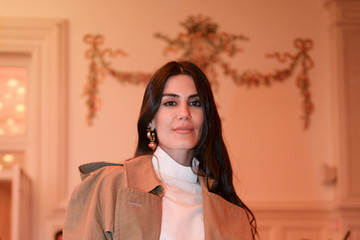 Asena Saribatur Celebrity Sightings - Mercedes-Benz Fashion Week Istanbul - March 2018 - Day 1