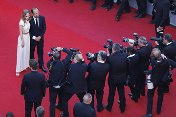 Asghar Farhadi 'Ismael's Ghosts (Les Fantomes d'Ismael)' and Opening Gala Red Carpet Arrivals - The 70th Annual Cannes Film Festival