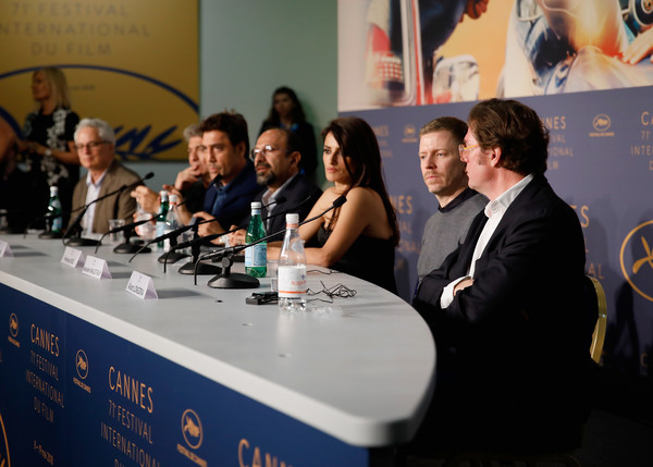 'Everybody Knows (Todos Lo Saben)' Press Conference - The 71st Annual Cannes Film Festival
