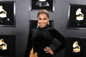 Ashanti 61st Annual Grammy Awards - Arrivals