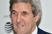 "Former United States Secretary of State, John Kerry attends ""From the Ashes"" Premiere - 2017 Tribeca Film Festival on April 26, 2017 in New York City."