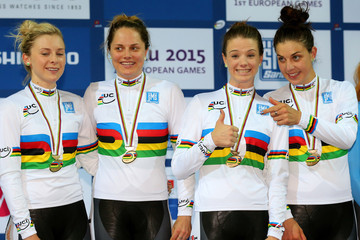 Ashlee Ankudinoff UCI Track Cycling World Championships: Day 2