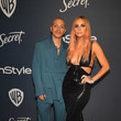 Ashlee Simpson The 2020 InStyle And Warner Bros. 77th Annual Golden Globe Awards Post-Party - Red Carpet