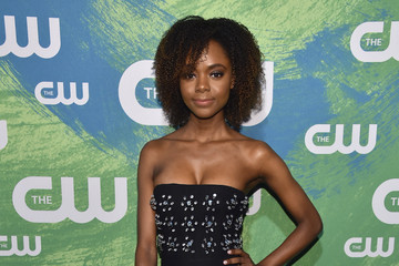 Ashleigh Murray The CW Network's 2016 New York Upfront Presentation