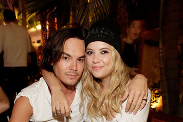 Ashley Benson Tyler Blackburn Celebs Celebrate Nylon's Young Hollywood Issue — Part 2