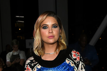 Ashley Benson Jeremy Scott - Front Row - September 2017 - New York Fashion Week: The Shows