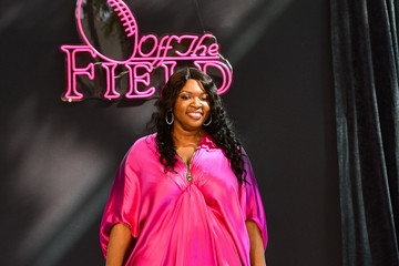 Ashley Brown 2020 Off the Field Player's Wives Fashion Show