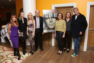 """Ashley Campbell Susan Disney Lord """"Glen Campbell...I'll Be Me"""" New York Premiere"""