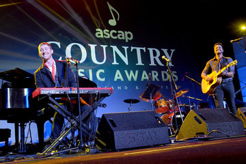 Ashley Gorley 53rd Annual ASCAP Country Music Awards - Inside