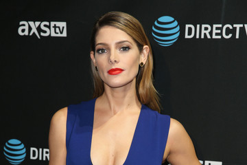 Ashley Greene DirecTV Super Saturday Night Co-Hosted by Mark Cuban's AXS TV - Arrivals
