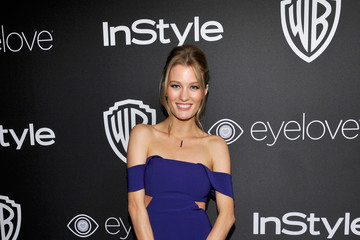 Ashley Hinshaw The 2017 InStyle and Warner Bros. 73rd Annual Golden Globe Awards Post-Party - Red Carpet
