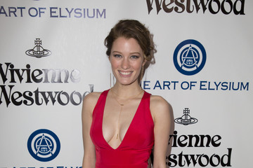 Ashley Hinshaw The Art of Elysium Presents Vivienne Westwood & Andreas Kronthaler's 2016 HEAVEN Gala - Arrivals