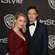 Ashley Hinshaw The 2019 InStyle And Warner Bros. 76th Annual Golden Globe Awards Post-Party - Red Carpet