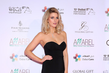 Ashley James 2016 Dubai International Film Festival - Day 6