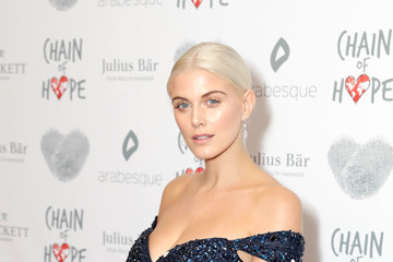 Ashley James Chain of Hope Gala Ball - Red Carpet Arrivals
