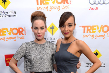 Ashley Madekwe Christa B. Allen Getty Images & Wonderwall.com's Photo Booth And Green Room