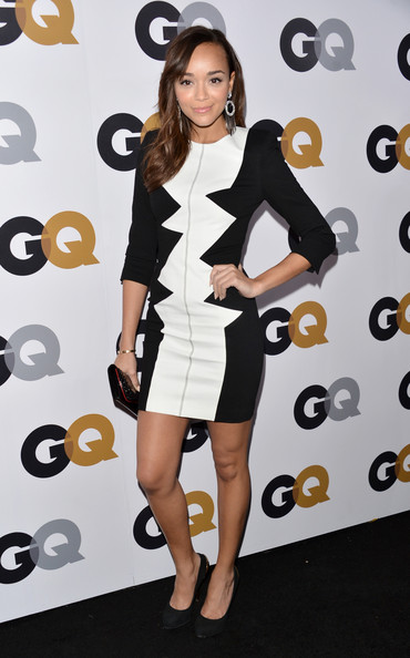 Ashley Madekwe - GQ Men Of The Year Party - Arrivals